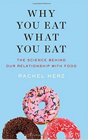 미국 브라운대의 신경과학자 레이첼 허즈 교수는 지난해 출간한 이 책에서 미각에 대한 최신 연구결과를 참신한 관점에서 재해석하고 있다. - amazon.com 제공
